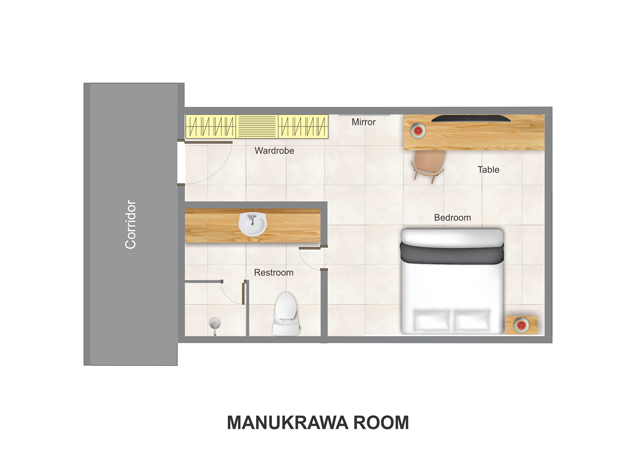 Manukrawa Layout Room