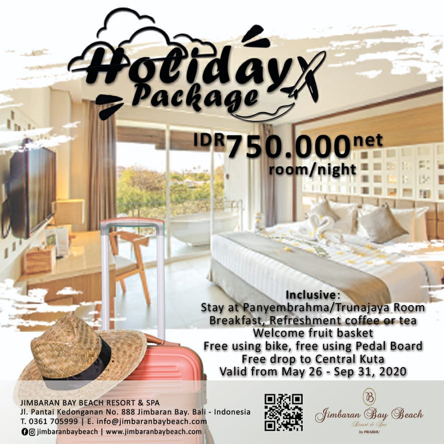 Jimbaran Bay Beach Resort & Spa